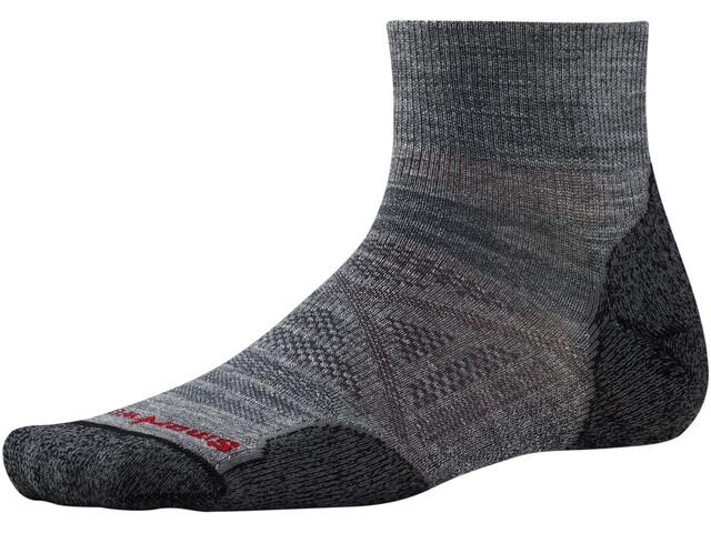 Smartwool PhD Outdoor Light Mini Socks Medium Gray